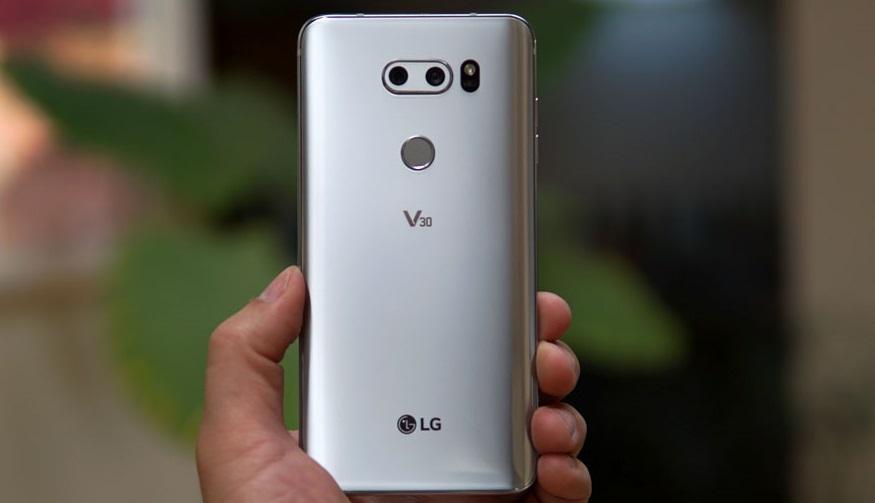 LG V30 - Full phone specifications